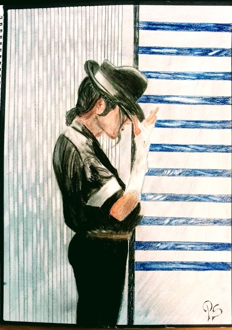 Michael Jackson by PenStilos